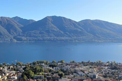 Terreno con vista lago / Grundstück mit fantastischer Aussicht