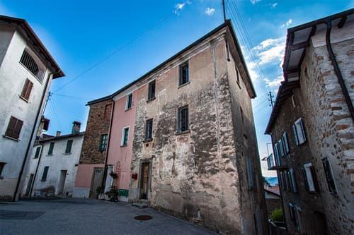 Romantica e caratteristica casa di nucleo di 4 locali a Fescoggia (Alto Malcantone)