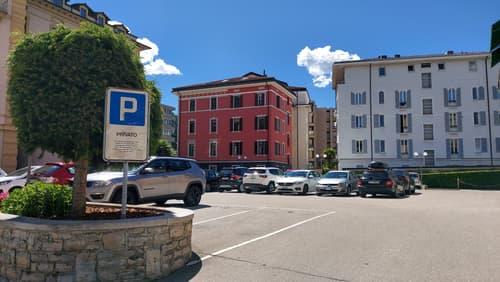 Lugano Centro – Affittasi Posteggi in Autorimessa