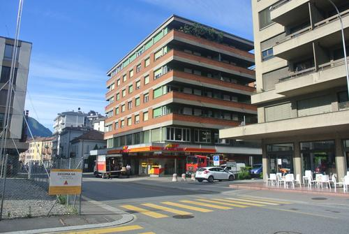 Via Trevano 7, 6900 Lugano