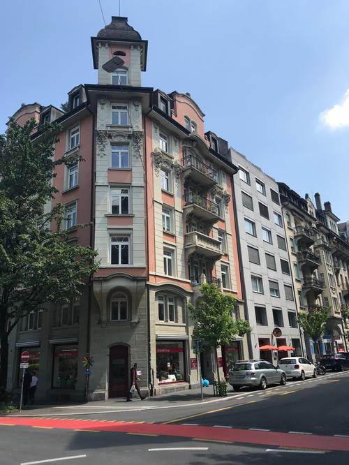 Büroräumlichkeiten an perfektr Lage / Nähe Bahnhof Luzern