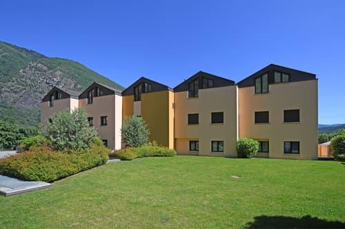 Appartamento 4.5 locali duplex - Residenza La Vigna -Tegna