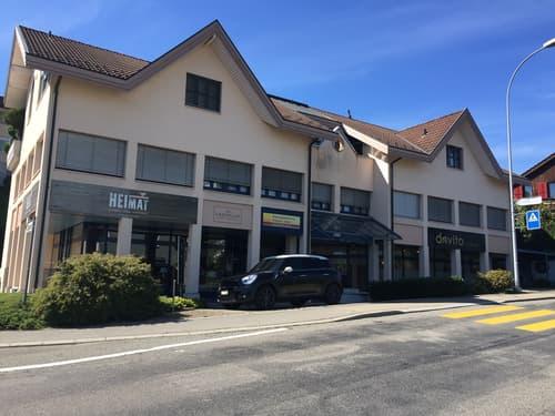 Ausgebautes Büro im Zentrum von Adligenswil