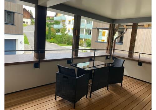 NEUHEIM - naturnahes Wohnen in attraktivem modernen Wohnensemble in Holzbauweise