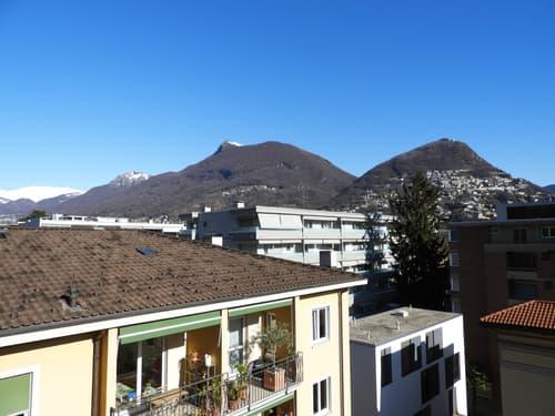 Affittasi ufficio 4.5 locali in centro Lugano