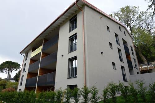 VACALLO: APPARTAMENTO 3.5 LOCALI CON GIARDINO IN RESIDENZA DI NUOVA COSTRUZIONE