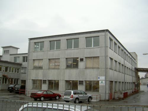 Gewerberäume für Fabrikation, Büro, Ausstellung und Lager