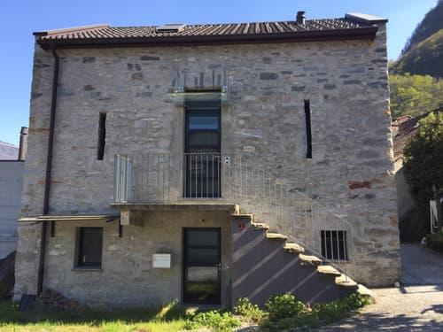 Neu saniertes Rustico in Moleno Nähe Bellinzona