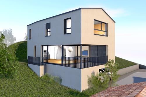 Nuovo progetto per una bella Casa Unifamiliare in zona tranquilla