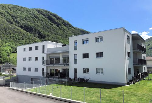 Moderno appartamento 4.5 locali con bella terrazza (1)