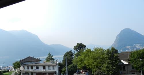 CASSARATE-CASTAGNOLA Appartamento 2.5 locali ammobiliato vista lago