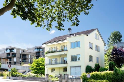Es attraktivs Grondstöck met Potenzial för es 4-Familiehuus i Stadtnöchi
