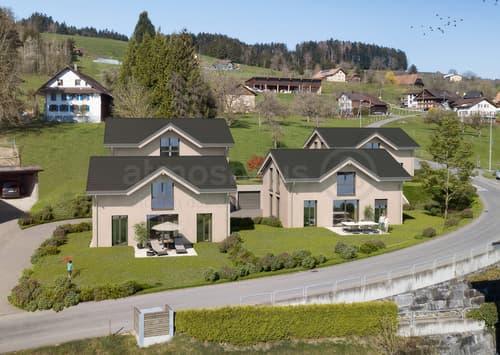 """Neues Einfamilienhausquartier """"Schnäggeberg"""" an ruhiger Hanglage (1)"""