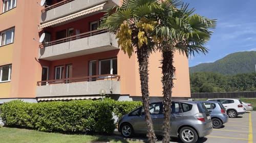 Soleggiato appartamento 3.5 locali a Cadepezzo