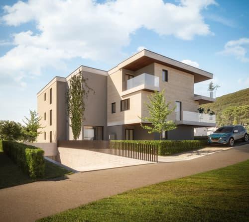 Nuovo appartamento 2,5 locali a Bedano
