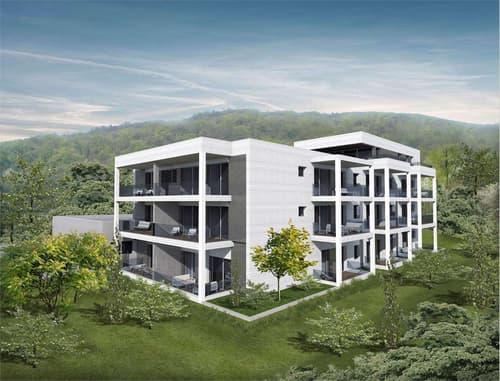 Nuovo appartamento in costruzione a Ligornetto