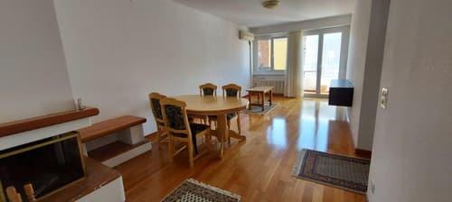 Appartamento arredato all'ultimo piano a Lugano
