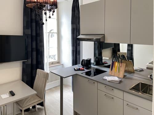 Studio mit Küche / with kitchen