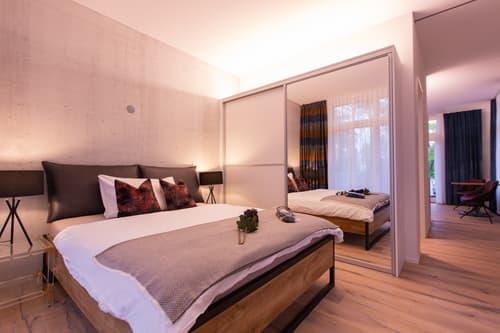 Möblierte Wohnung mit Service zentral gelegen in Oftringen
