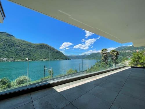 Capolago: nuovo appartamento con vista lago - 201