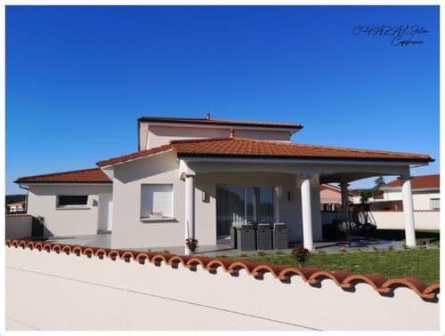 à vendre BALBIGNY maison 4 Chambres 157 m², terrain 636m²