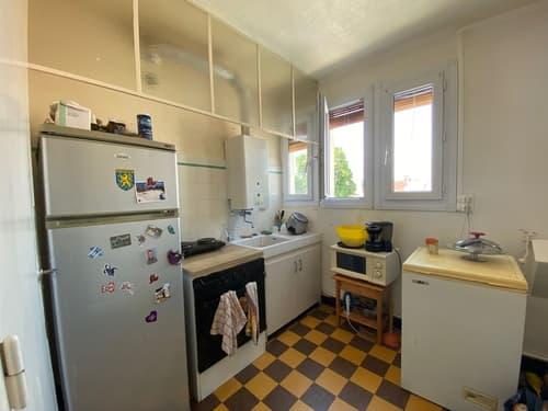 Dpt Gard (30), à vendre ALES appartement T3 de 70,52 m²