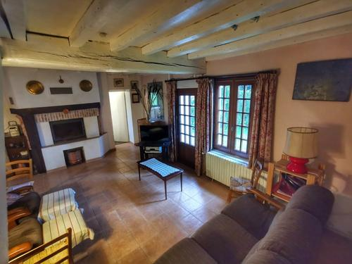 Dpt Saône et Loire (71), à vendre ALLERIOT maison T7 de 272,5 m²