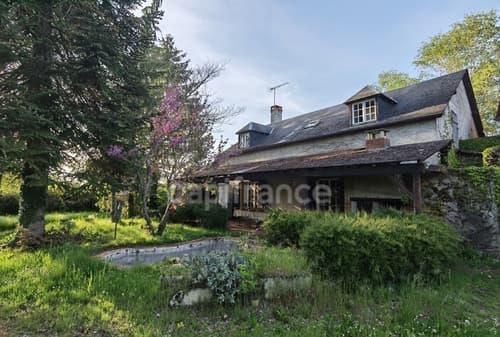 Dpt Nièvre (58), à vendre ALLUY maison P7 de 140 m² - Terrain de