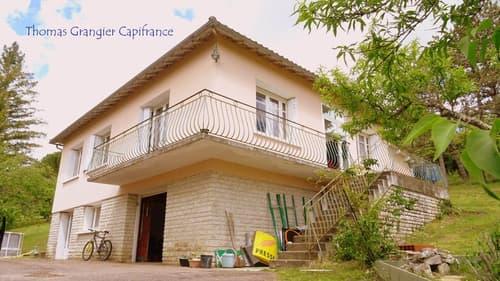 Dordogne (24), à vendre AGONAC maison P4  - Terrain de 2500,00 m²
