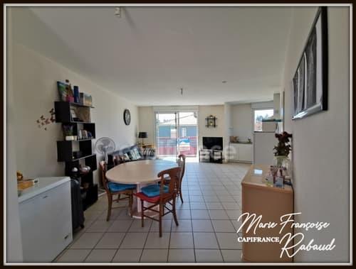 Dpt Vendée (85), à vendre LE POIRE SUR VIE appartement T3 de 59,48 m²