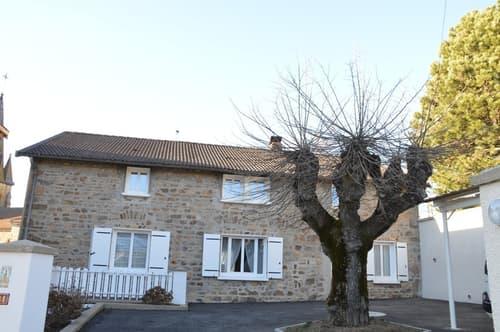 Dpt Loire (42), A vendre à ST JUST LA PENDUE Maison en Pierres de 260