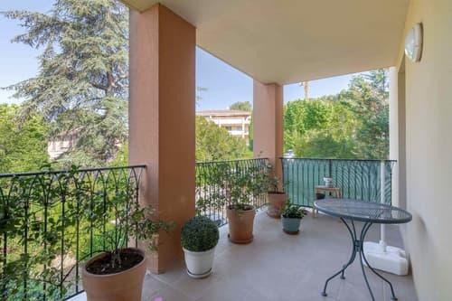 Dpt Bouches du Rhône (13), à vendre AIX EN PROVENCE appartement T2 a