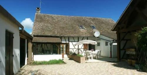 Dpt Saône et Loire (71), à vendre ALLERIOT chambres d'hotes de 272,5