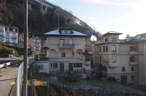 Veytaux - avenue de Chillon 37 - appartement de 2.5 pièces au