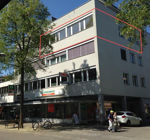 Gewerberäume an zentralster Lage in Burgdorf