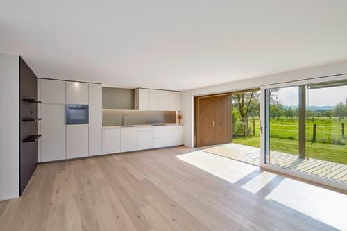Modernes Wohnen in naturnaher Umgebung