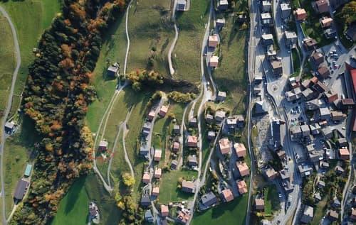 Superbe parcelle à bâtir à Val-d'Illiez