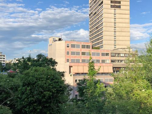 Surface bureau centre ville Fribourg