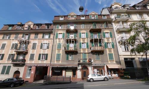 Locaux commerciaux avec vitrine au coeur de Lausanne