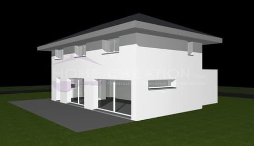 Villa PYRITE sur plans