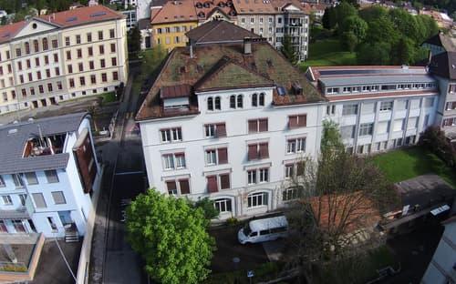 Appartement de 2 pièces au rez-de-chaussée