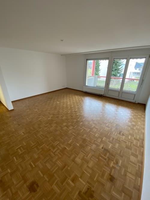Joli appartement de 5.5 pièces au 1er étage.