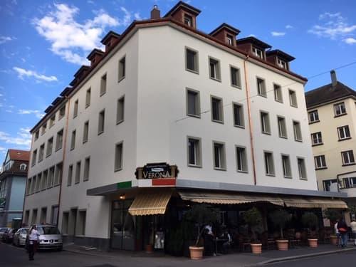 Appartement 2 pièces neuf à louer au centre-ville de Bienne