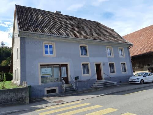 Grande maison individuelle de 7 pièces, 210 m2 habitables