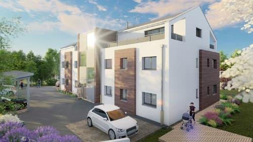 Appartement 4.5 pièces - 109 m2 - Rez de chaussée