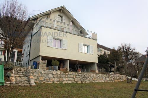 Maison individuelle - Parcelle 786 m2 - Terrasse -