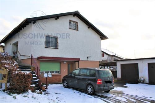 Maison de 2 appartements - Parcelle 1'321 m2