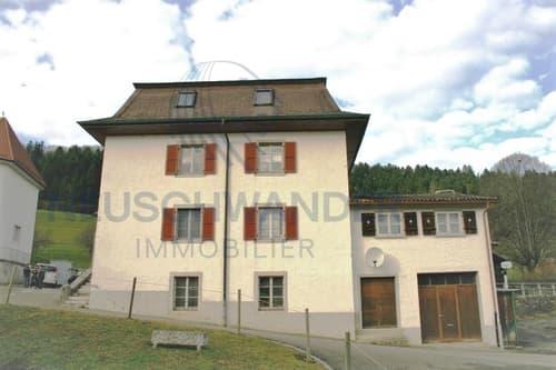 Maison villageoise 8 pièces: 268.4 m2