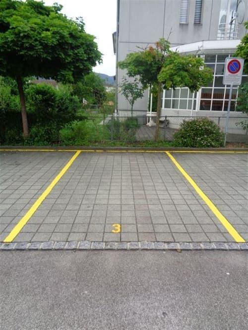 Place de parc n°3