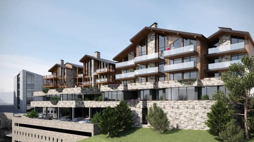 Hedonia - Résidence Alpine - B6